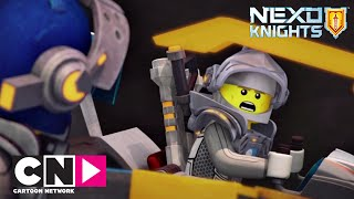 Lego Nexo Knights I Zor Karar I Cartoon Network Türkiye
