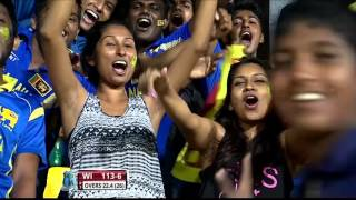 Highlights: 1st ODI at R Premadasa – Windies in Sri Lanka 2015