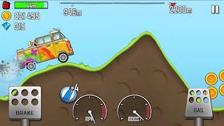 🔔#Car Games Online Free Driving Games To Play Now#HIPPIE VAN ON COUNTRYSIDE RODE
