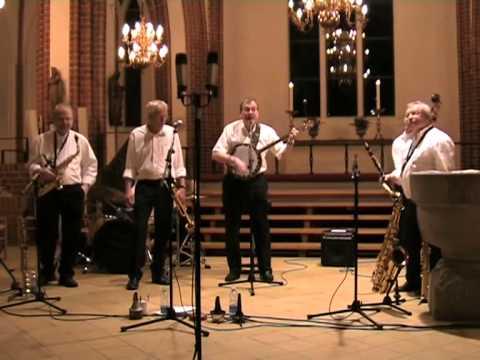 Fionia Jazz Band i Nyborg Kirke 2008