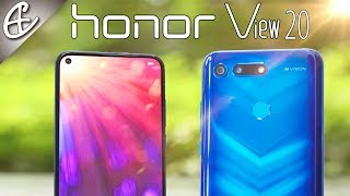 Honor View 20 (48MP | Punch Hole Cam | Kirin 980) - Unboxing & Hands On Review!!!