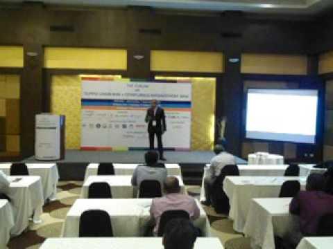 Mr. Venkataram Arabolu The Forum on Supply Chain Risk + Compliance Management 2016, Chennai, 7 Sept.