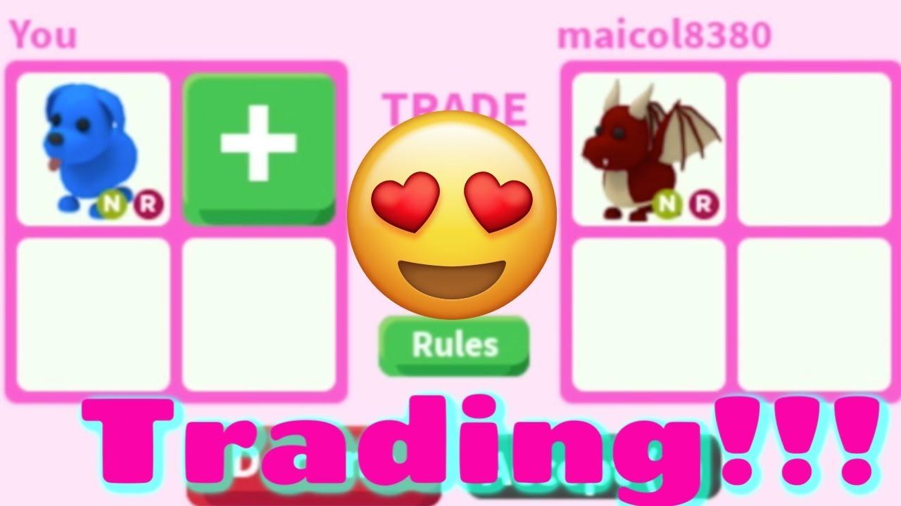 Adopt Me Trading - YouTube