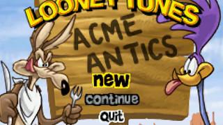 Download Video LOONEY TUNES ACME ANTICS GBA GAMEPLAY MP3 3GP MP4