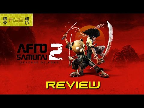 """Afro Samurai 2 Review """"Buy, Wait for Sale, Rent, Never Touch It?"""""""