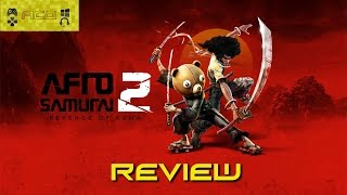 "Afro Samurai 2 Review ""Buy, Wait for Sale, Rent, Never Touch It?"""