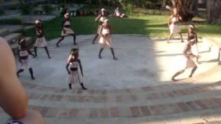 African dance Khayamandi