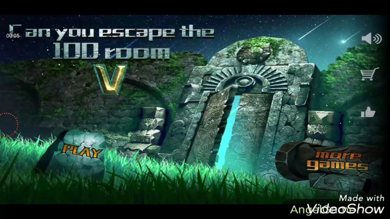 Can You Escape The 100 Room V Level 1 2 3 4 5 6 7 8 9 10 Walkthrough