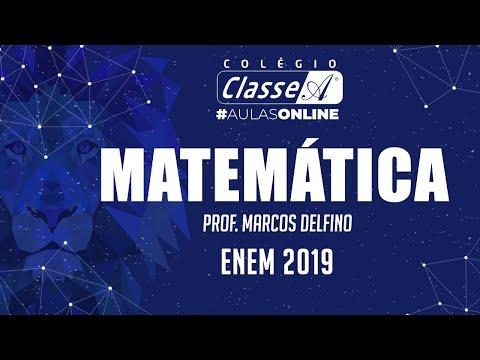 RESOLUÇÃO DO ENEM 2019 - Matemática