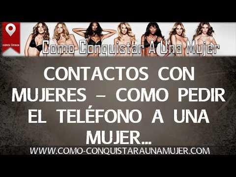 telefono contactos mujeres