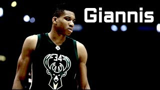 "Giannis Antetokounmpo - ""Used to This"" ᴴᴰ"