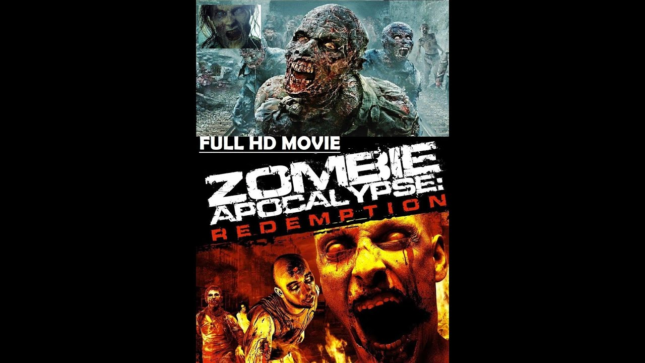 Download Zombie Apocalypse: Redemption | FREE Full Horror Movie