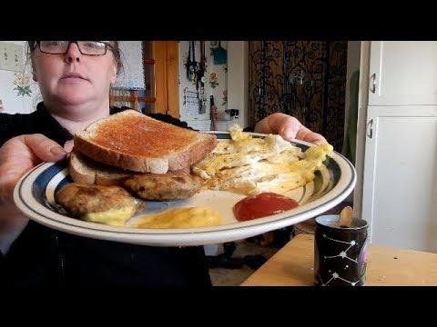 A Big Ole Chin Wag, Semi breakfast Mukbang Oct 23-24