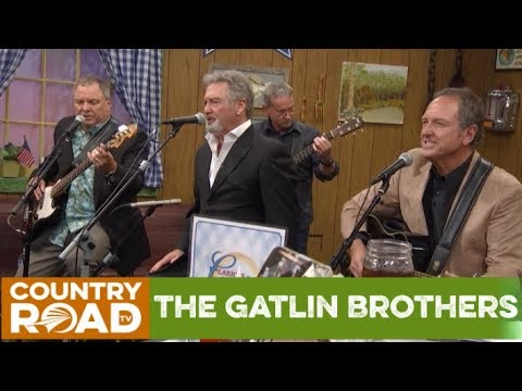 """Gatlin Brothers """"All the Gold in California"""" on Larry's Country Diner"""