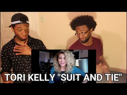 Suit & Tie (Acoustic Cover) - Tori Kelly (REACTION)