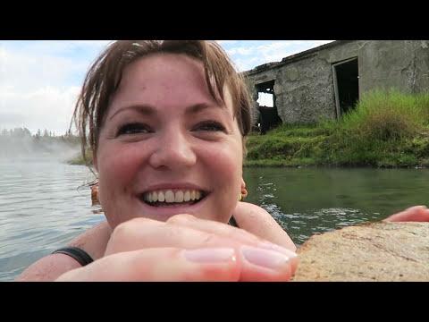 Living in Iceland: Secret Lagoon, Botanical Gardens + Etsy Product Shoot (week 27) | Sonia Nicolson