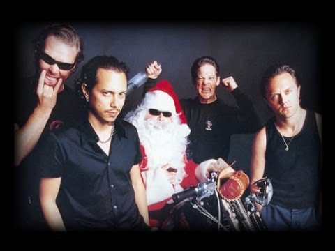 What if... Metallica played Christmas songs!