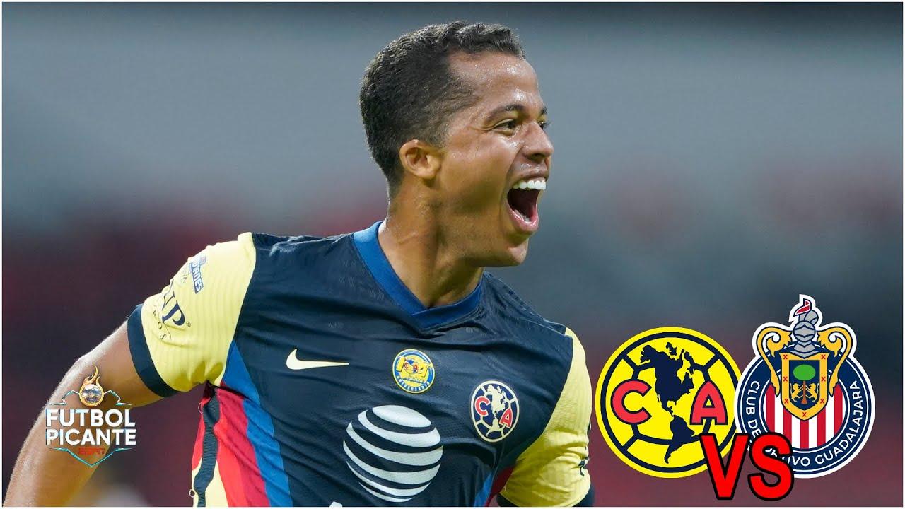 Amrica vs Chivas, Liga MX (1-0): GOL Y RESUMEN