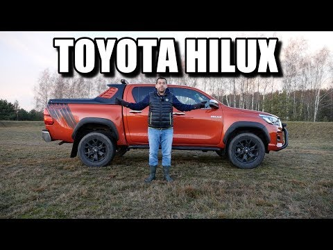 2019 Toyota Hilux pickup (ENG) - Test Drive and Review