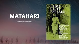 Berlian Hutahuruk MATAHARI lyrics.mp3