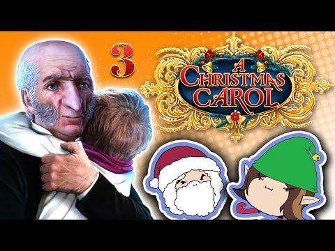 A Christmas Carol: Brain Games - PART 3 - Game Grumps