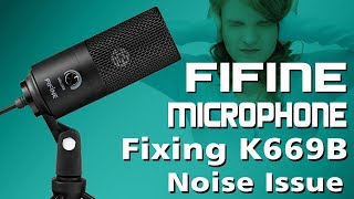 FIFINE Gaming USB Microphone K…