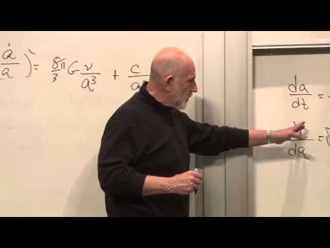Cosmology Lecture 2