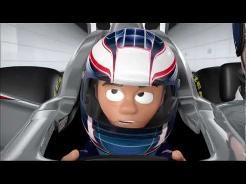 McLaren Animation  Tooned  Episode 11: Side Tracked HD