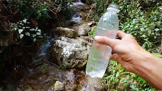 Cách Uống Nước Khe, Suối