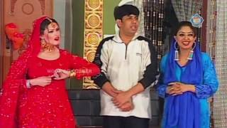 Best Of Mastana and Naseem Vicky New Pakistani Stage Drama Full Comedy Clip