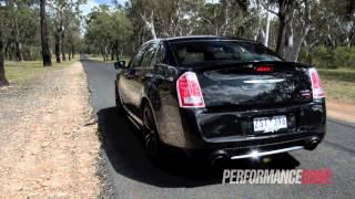 2013 Chrysler 300 SRT8 Core engine sound and 0-100km/h