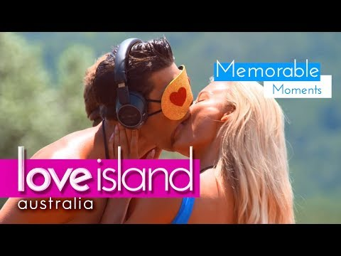 Kissing games and a shock dumping  Love Island Australia 2018