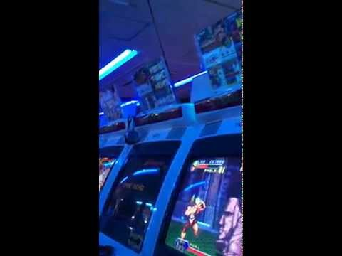 Akihabara HEY Arcade Tour De Shoot'em Up Floor 2014.07.11