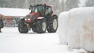 Przechowywanie ciągników i maszyn w okresie zimowym