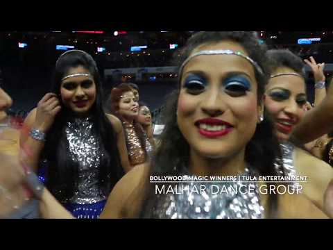 Charlotte Hornets / Broklyn Nets Bollywood Magic Competition Winners: Malhar Dance Group Feb 23 2019 Mp3