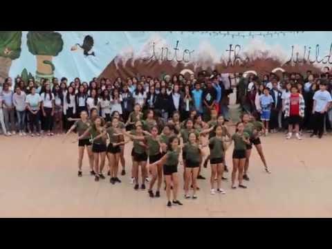 Lynbrook High School Homecoming Freshmen Skit 2016