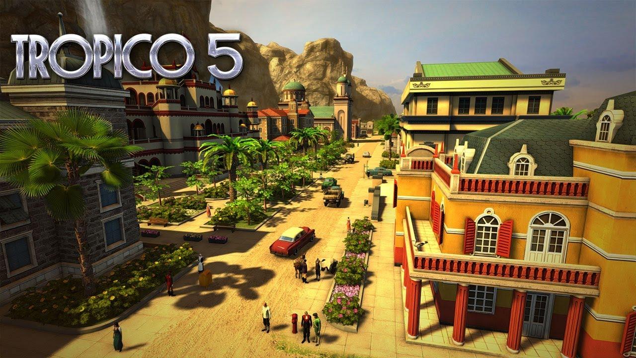 Tropico 5 - Gameplay Trailer - YouTube