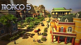 PS4 - Tropico 5 Trailer