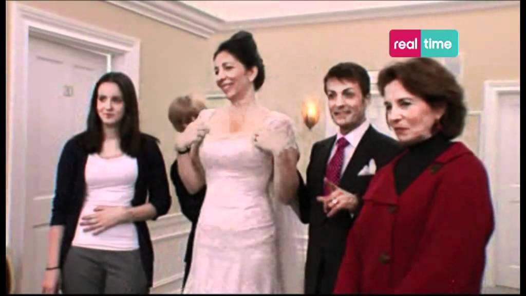 Matrimonio Gipsy Stilista : Abito da sposa cercasi susan youtube