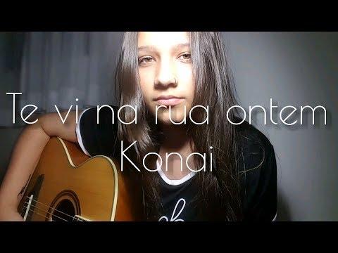 Te vi na rua ontem - Konai  Beatriz Marques cover