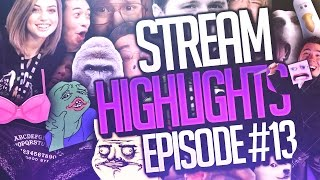 Warm Bra and Knickers with No Clevagte - Djarii Twitch Highlights Ep.13