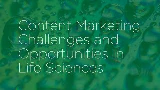 Digital Marketing Trends In Life Science