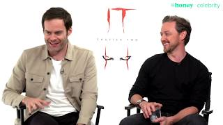 Bill Hader recalls awful injury while filming It: Chapter Two