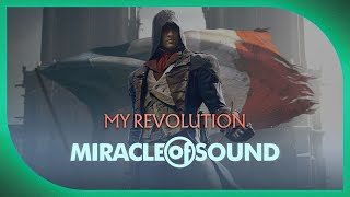 Repeat youtube video ASSASSIN'S CREED UNITY SONG - My Revolution by Miracle Of Sound