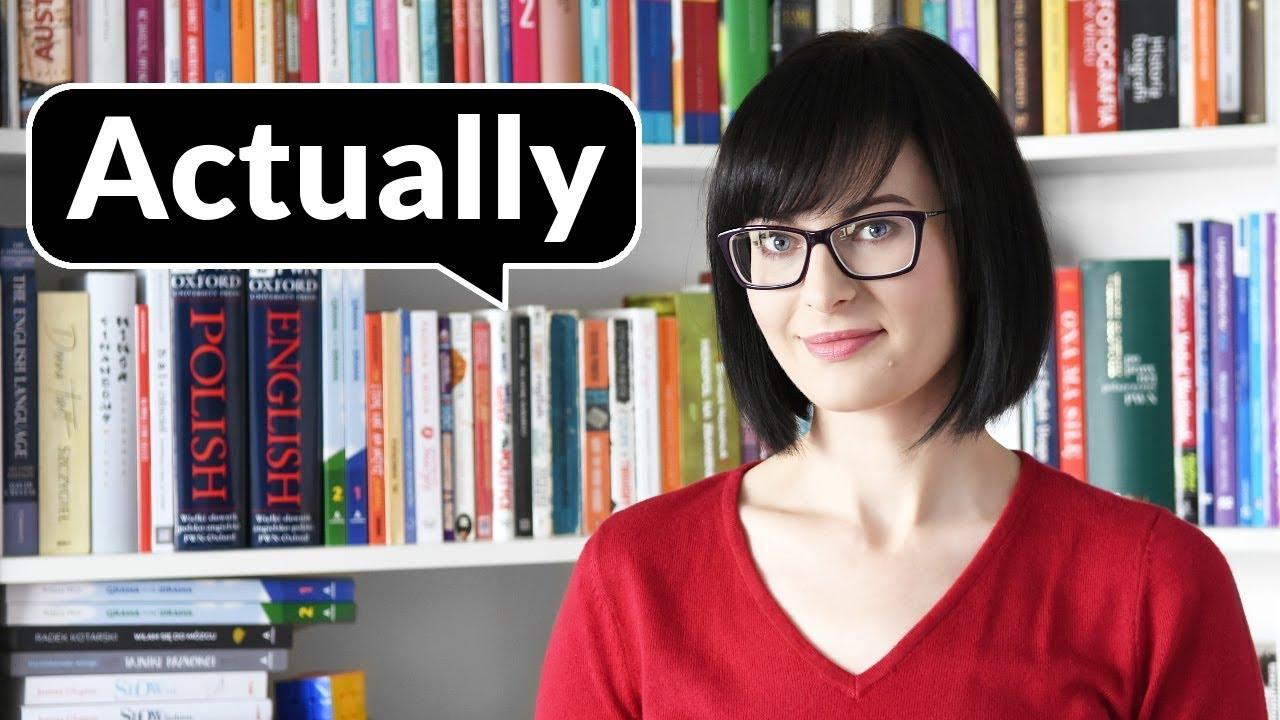 Actually – jak to się czyta? | Po Cudzemu #109
