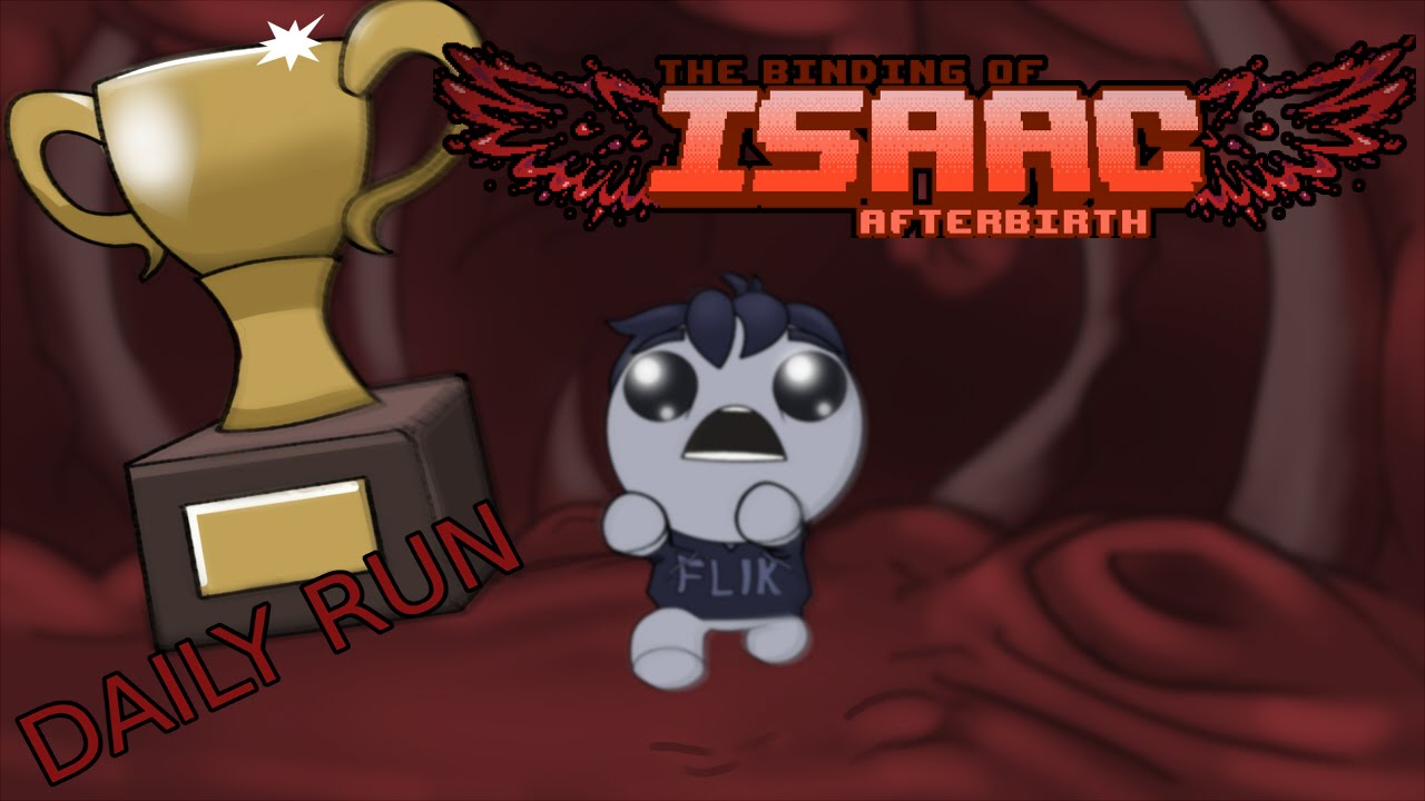 how to make binding of isaac afterbirth run faster