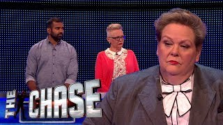 The Chase | Sacha and Mary's INCREDIBLE £42,999 Final Chase!