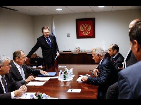 Sergey Lavrov & Ahmed Aboul-Gheit | С.Лавров и А.Абуль Гейт