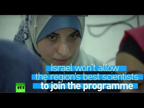 'Dreams under siege': Gaza women fight Israel ban to attend tech mentorship program in US
