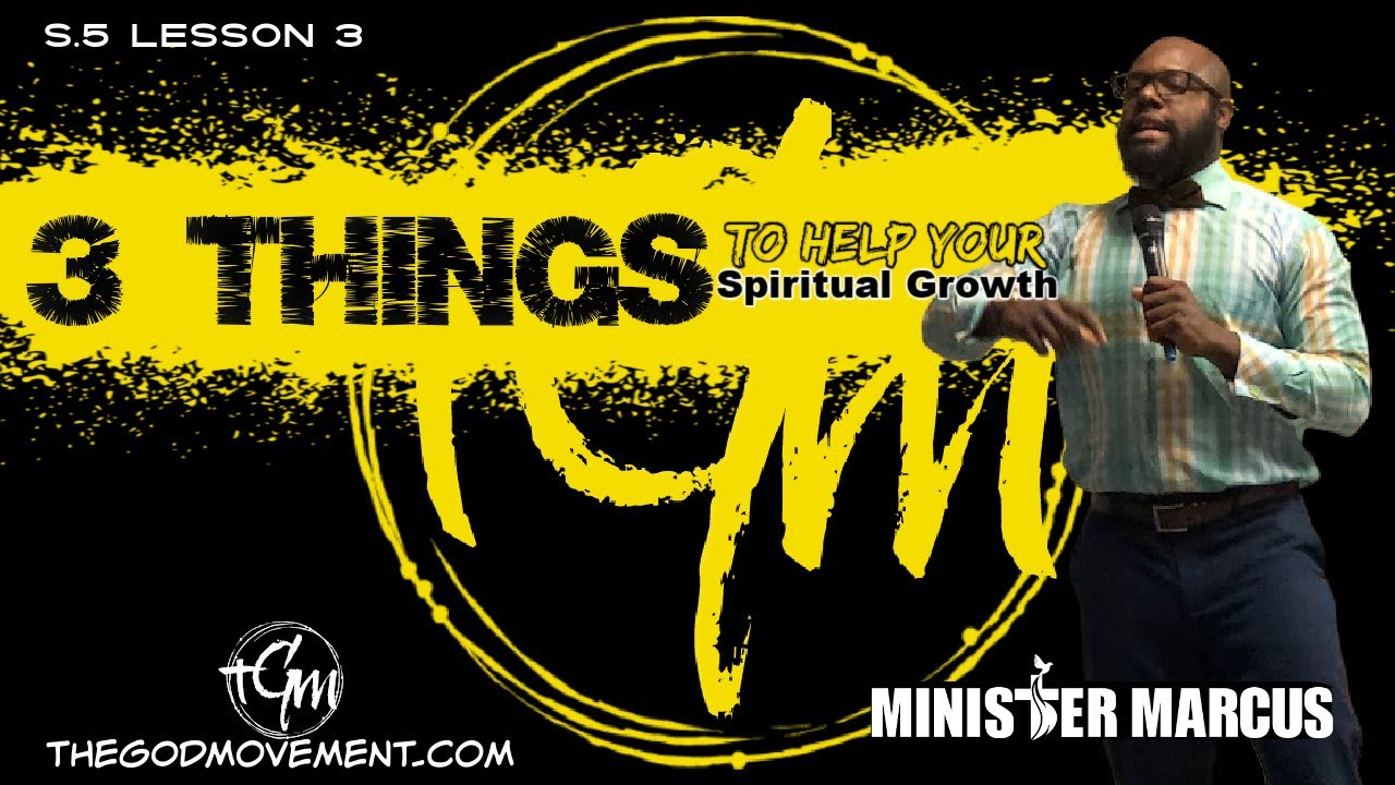 3 Things That Boost Spiritual Growth